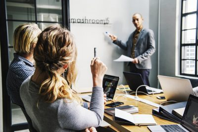 prezentacja w biznesie