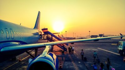 lot lotniczy